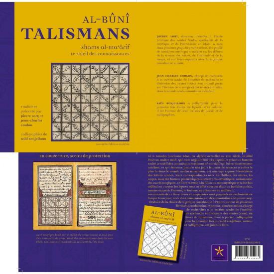 talisman couverture